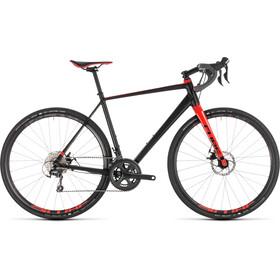 Cube Nuroad Pro Cyclocross röd/svart